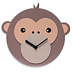 Monkey Business Clock