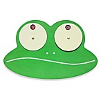Ziggy Frog Eyes Wall Clock
