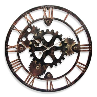 Buy Gear Clocks From Bed Bath Amp Beyond