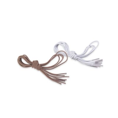 Lifestyle Essentials Shoe Laces in Brown