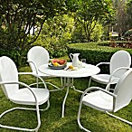 Crosley Griffith 5-Piece Metal Dining Set