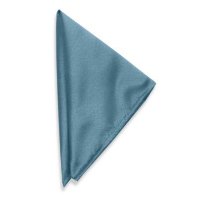Jubilee Napkin in Cadet Blue