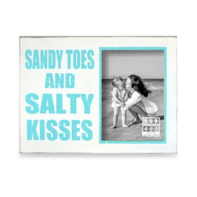 Sandy Toes And Salty Kisses Frame