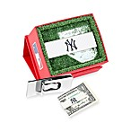 New York Yankees Pinstripe Money Clip