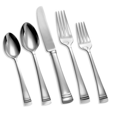 Lenox® Federal Platinum 5-Piece Place Setting