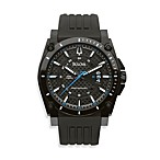 Bulova Men's Precisionist Rubber Strap
