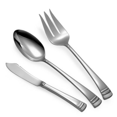 Federal Platinum 3-Piece Serving Set