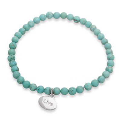 emma&me® Live Mini Charm Bead Bracelet