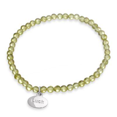 emma&me® Luck Mini Charm Bead Bracelet