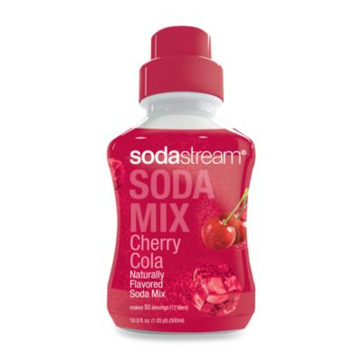 SodaStream Cherry Cola Sparkling Drink Mix
