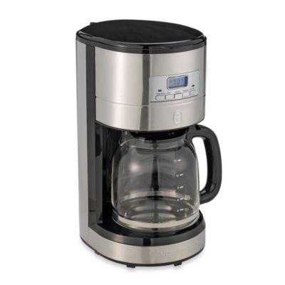 Drip Coffee Maker Problems : Wolfgang Puck 12-Cup Programmable Drip Coffee Maker - Bed Bath & Beyond