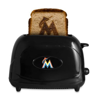 Miami Marlins Elite Toaster