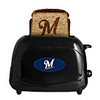 Milwaukee Brewers Elite Toaster