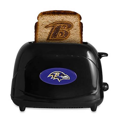 NFL Baltimore Ravens Elite Toaster
