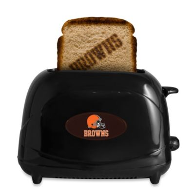NFL Cleveland Browns Elite Toaster
