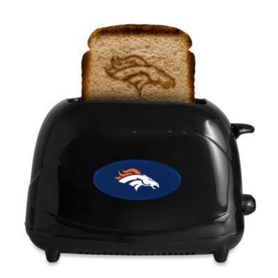 NFL Denver Broncos Elite Toaster