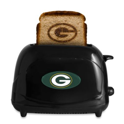 NFL Green Bay Packers Elite Toaster
