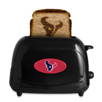 NFL Houston Texans Elite Toaster