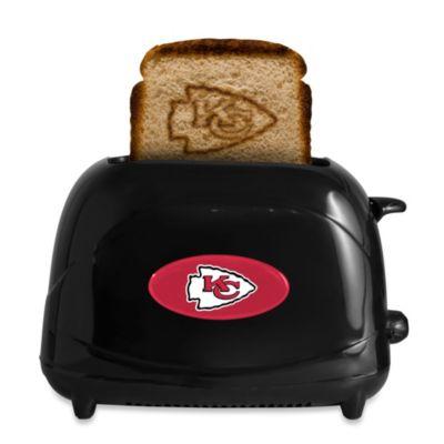 NFL Kansas City Chiefs Elite Toaster