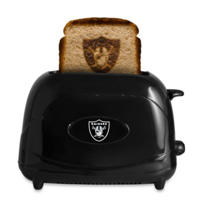 NFL Oakland Raiders Elite Toaster