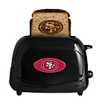 San Francisco 49ers Elite Toaster