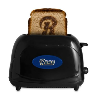 NFL St. Louis Rams Elite Toaster
