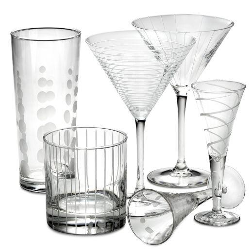 bar & stemware