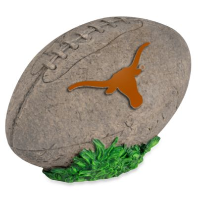 University of Texas 3D Football Garden Stone