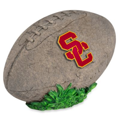 University of Southern California 3D Football Garden Stone