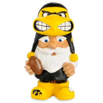 Black Yellow Garden Gnome