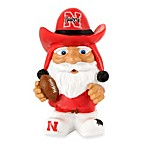 University of Nebraska Mad Hatter Garden Gnome