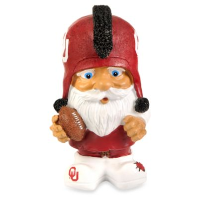 University of Oklahoma Mad Hatter Garden Gnome