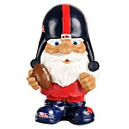 University of Mississippi Mad Hatter Garden Gnome