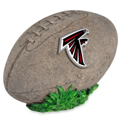 Atlanta Falcons 3D Football Garden Stone