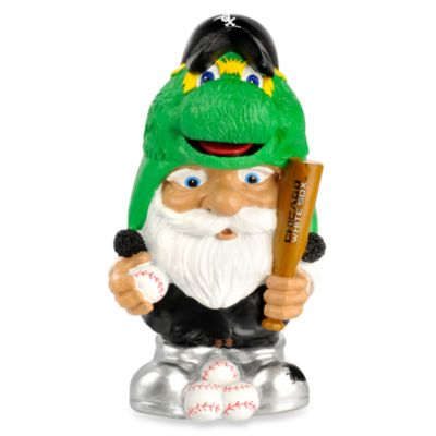 Chicago White Sox Mad Hatter Garden Gnome