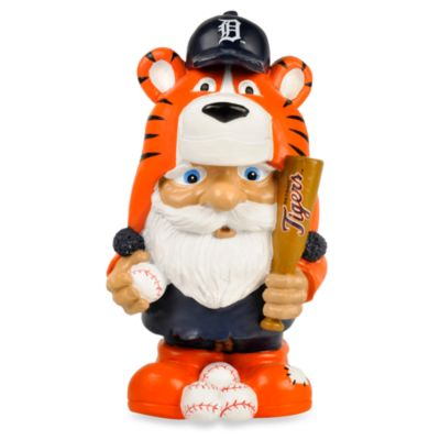 Detroit Tigers Mad Hatter Garden Gnome