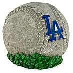 Los Angeles Dodgers 3D Baseball Garden Stone