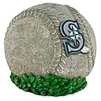 Seattle Mariners 3D Baseball Garden Stone