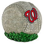 Washington Nationals 3D Baseball Garden Stone