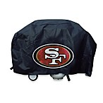 San Francisco 49ers Deluxe Barbecue Grill Cover