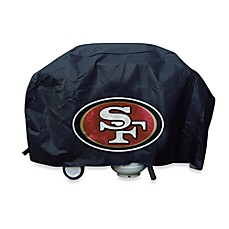 NFL San Francisco 49ers Deluxe BBQ Grill Cover
