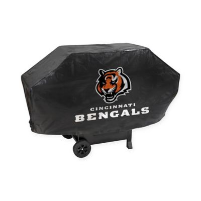 NFL Cincinnati Bengals Deluxe BBQ Grill Cover