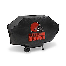 NFL Cleveland Browns Deluxe BBQ Grill Cover