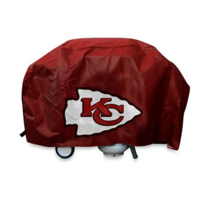 Kansas City Chiefs Deluxe Barbecue Grill Cover