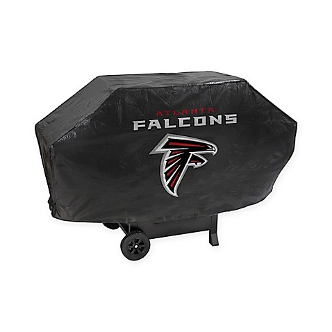 NFL Atlanta Falcons Deluxe Barbecue Grill Cover