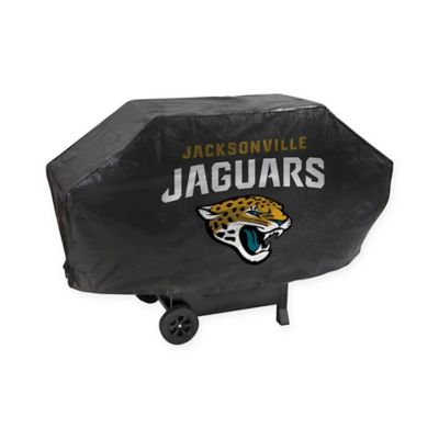 NFL Jacksonville Jaguars Deluxe Barbecue Grill Cover