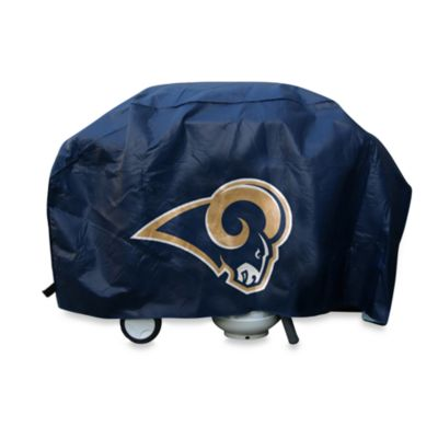 Blue Gold Grill Cover