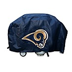St. Louis Rams Deluxe Barbecue Grill Cover