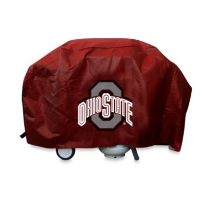 Ohio State University Deluxe Barbecue Grill Cover