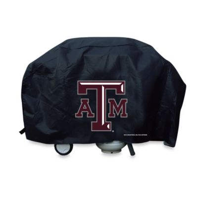 Texas A&M University Deluxe Grill Cover